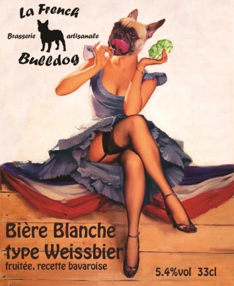 Notre Bière Blanche: une vraie Weißbier bavaroise!