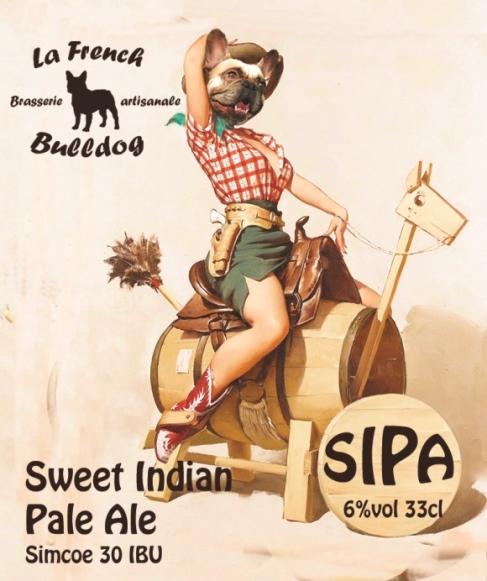 Notre SIPA: une IPA pas comme les autres…